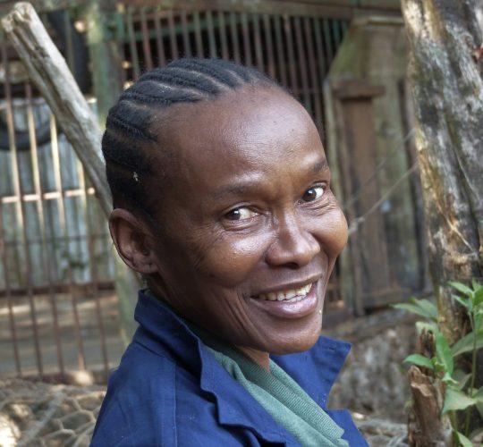Mama Posseh Kamara