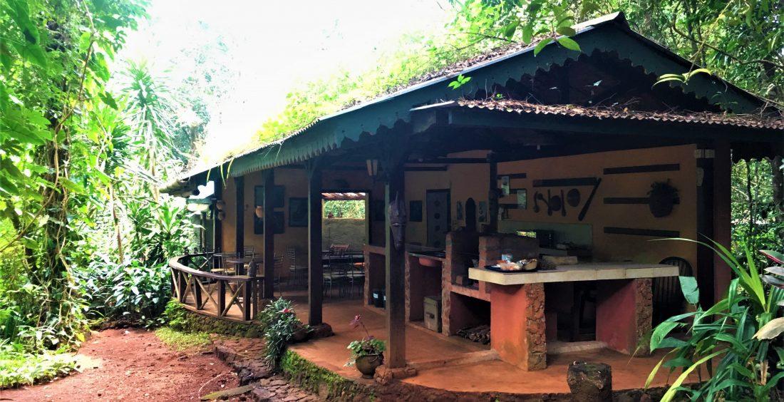 Lodge Area